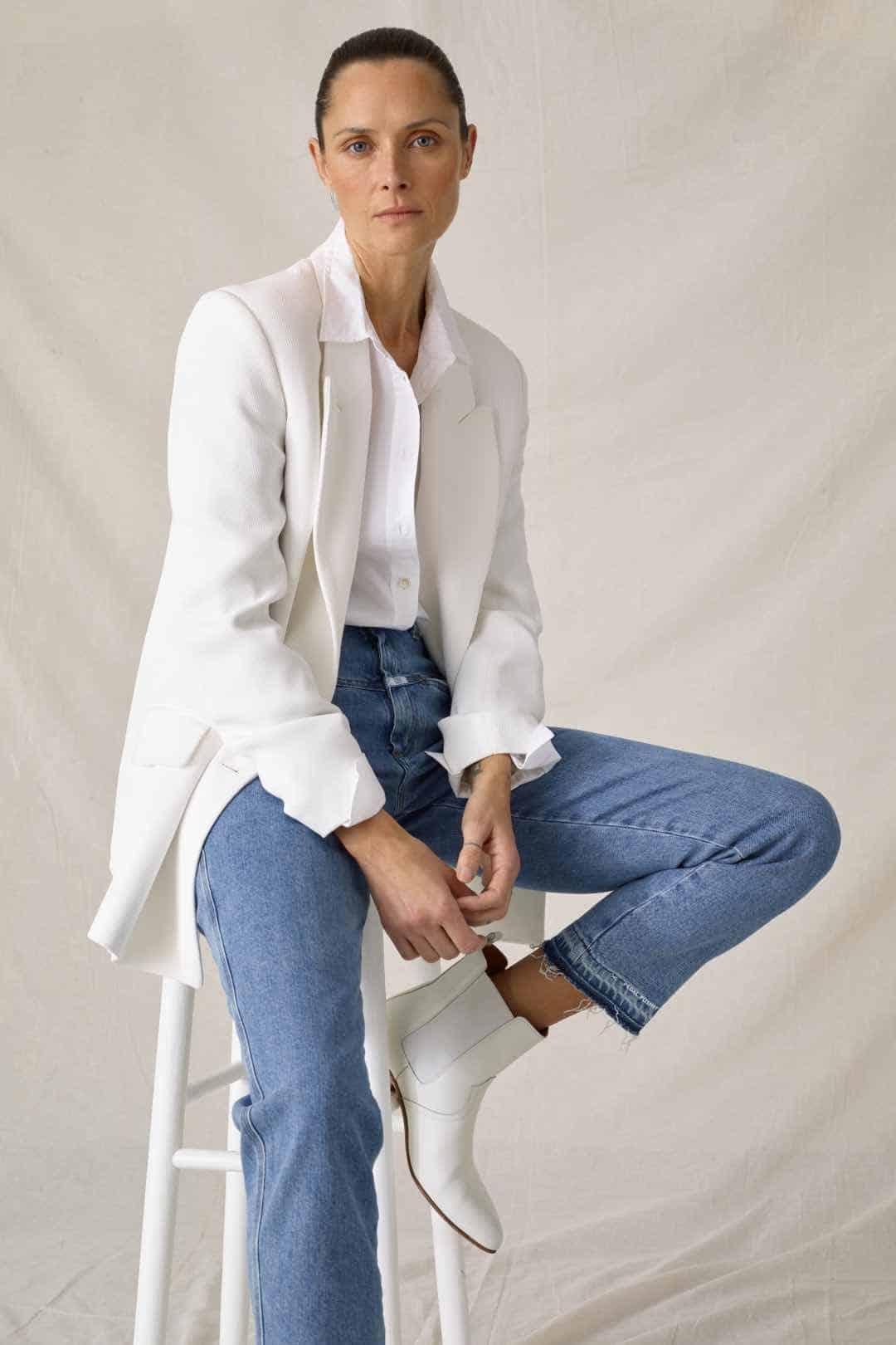 Duurzame spijkerbroeken merken Closed