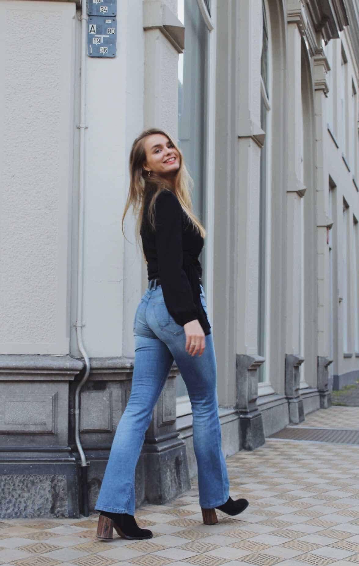 Duurzame spijkerbroeken merken Kuyichi