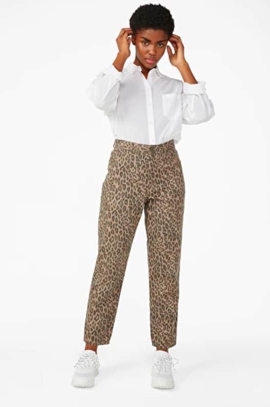 Duurzame spijkerbroeken merken Monki
