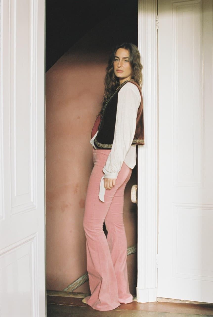 Duurzame spijkerbroeken merken Lovely Lane