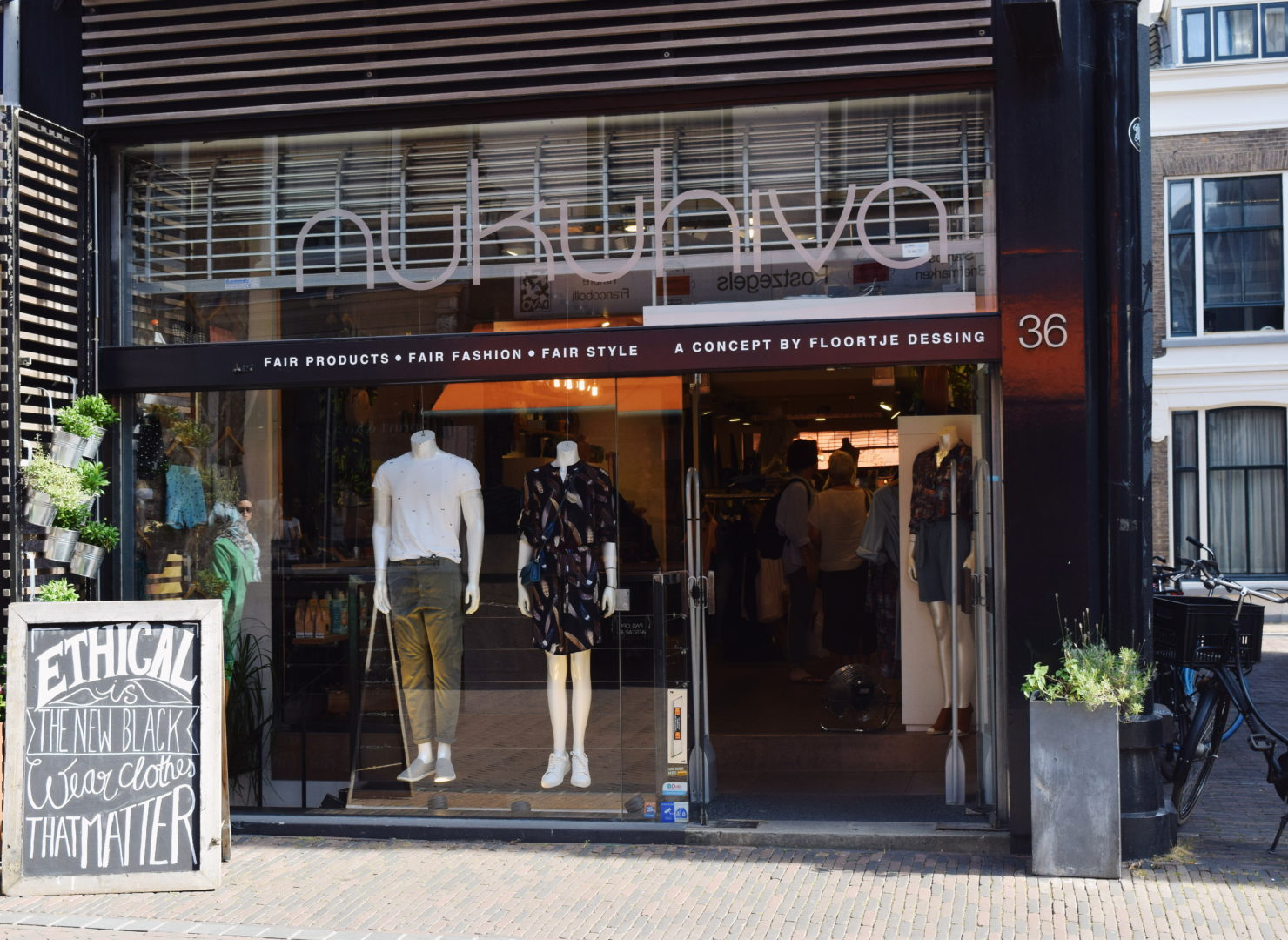 Duurzaam winkelen in Utrecht: Nukuhiva Utrecht