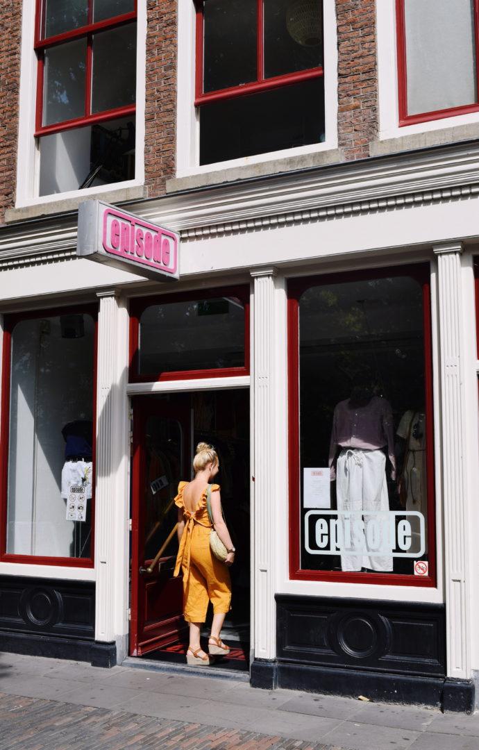 Duurzame winkels in Utrecht: Episode vintage Utrecht